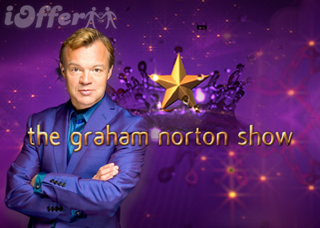 Graham Norton Show (Seasons 11, 12, 7, 8 & 4)