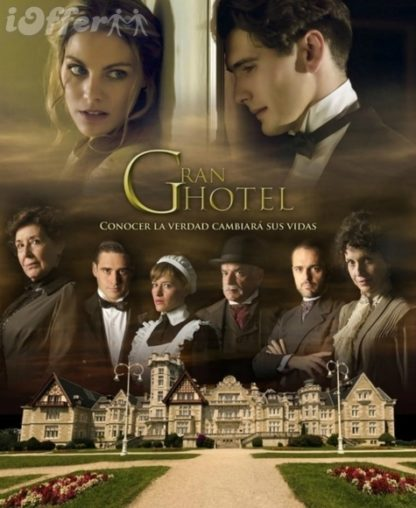 Gran Hotel Seasons 1, 2 and 3 with English Subtitles 1