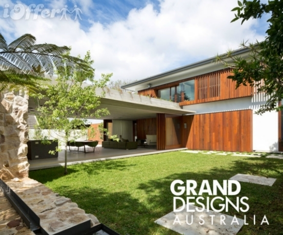 Grand Designs Australia Seasons 1, 2, 3, 4 and 5