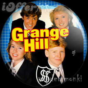 Grange Hill Seasons 16, 17, 18 and 19 (All Episodes) 1