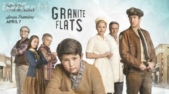 Granite Flats Complete Season 1
