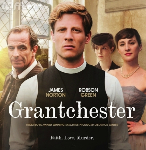 Grantchester (2014) Complete Series