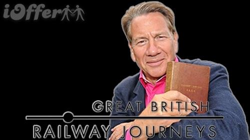 Great British Railway Journeys Seasons 1, 2, 3 and 4