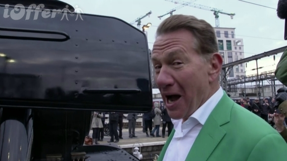 Great British Railway Journeys Seasons 5, 6 and 7