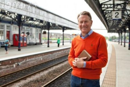 Great British Railway Journeys Seasons 8 & 9 (2017 2018 1