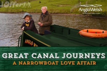 Great Canal Journeys Complete 6 Seasons Timothy West 1