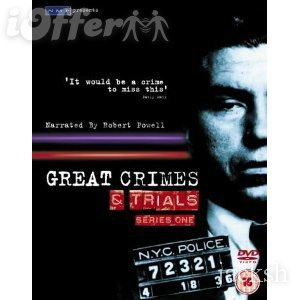 Great Crimes And Trials BBC All 3 Seasons