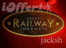 Great Railway Journeys UK (1994-1999) Seasons 2 and 4 1