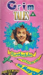 Grim Tales – Hosted by Rik Mayall Complete Series