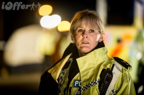 Happy Valley Sarah Lancashire ALL Episodes FREE SHIPPIN