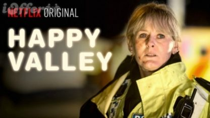 Happy Valley Season 2 (2016) Free Shipping 1