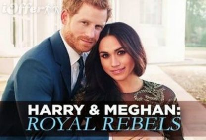 Harry and Meghan: Royal Rebels (2018) 1