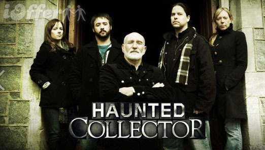 Haunted Collector Complete Seasons 1, 2 and 3