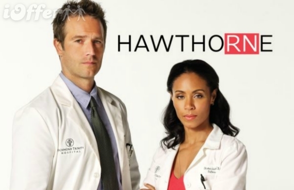 Hawthorne Complete Series with all 3 Seasons