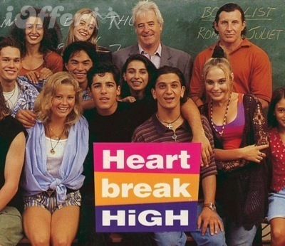 Heartbreak High Seasons 1, 2 and 3