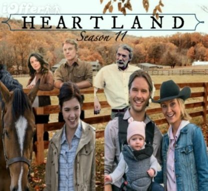 Heartland Season 11 (2018) with Finale 1