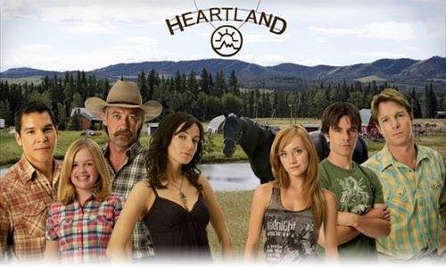 Heartland Seasons 1, 2, 3, 4 and 5