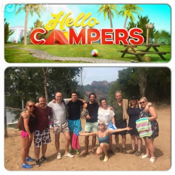 Hello Campers Complete Series with All 30 Episodes