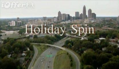 Holiday Spin 2012 starring Allie Bertram 1