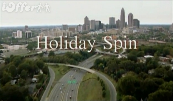 Holiday Spin 2012 starring Allie Bertram