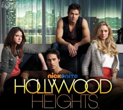 Hollywood Heights Complete Series with 80 Episodes 1