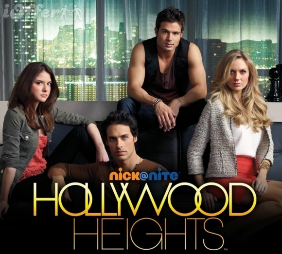 Hollywood Heights Complete Series with 80 Episodes