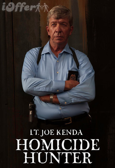 Homicide Hunter: Lt. Joe Kenda Complete 4 Seasons