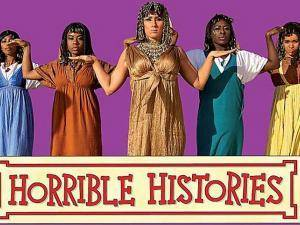 Horrible Histories COMPLETE 4 Seasons 1