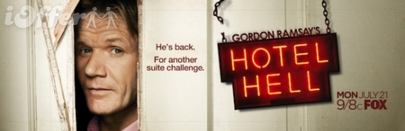 Hotel Hell Complete Seasons 1 and 2