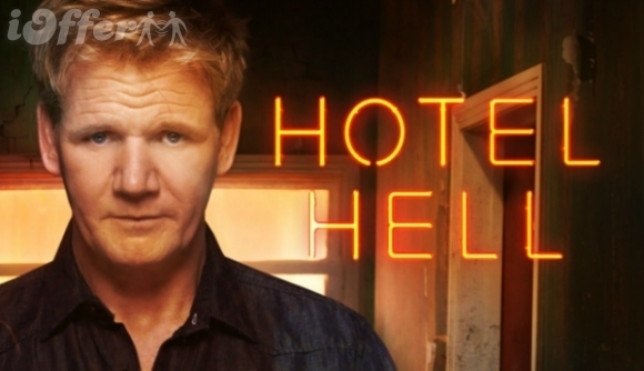 Hotel Hell Seasons 1 and 2 Complete
