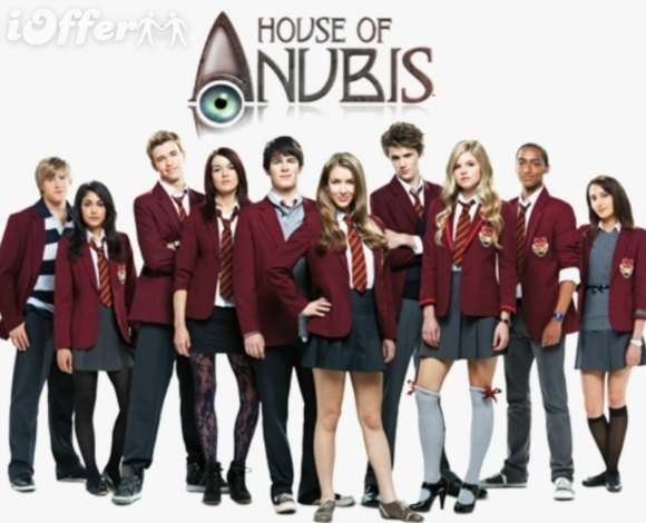 House of Anubis Seasons 1, 2 and 3 Complete Series