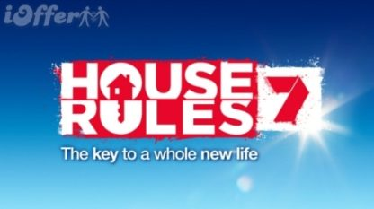 House Rules Australia Season 2 (2013) Complete 1