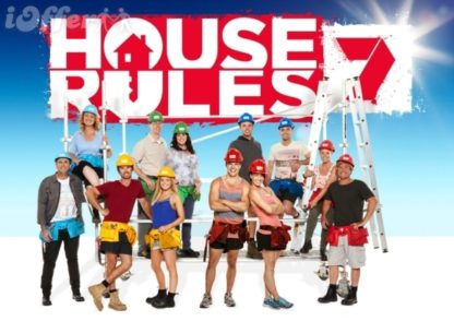 House Rules Australia Season 4 (2016) Complete 1
