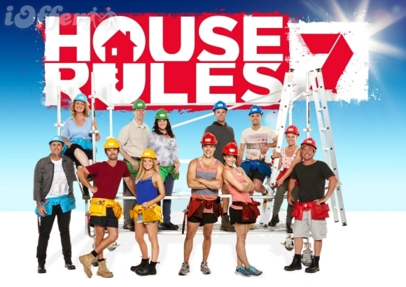 House Rules Australia Season 4 (2016) Complete