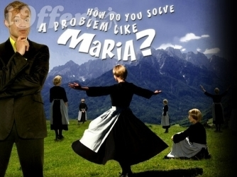 How Do You Solve A Problem Like Maria Complete Series