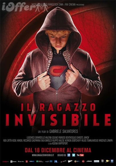 Il ragazzo invisibile (The Invisible Boy) English Subs