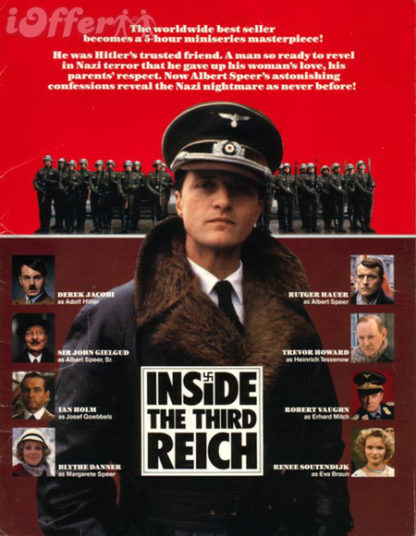 Inside the Third Reich + the second victory 1