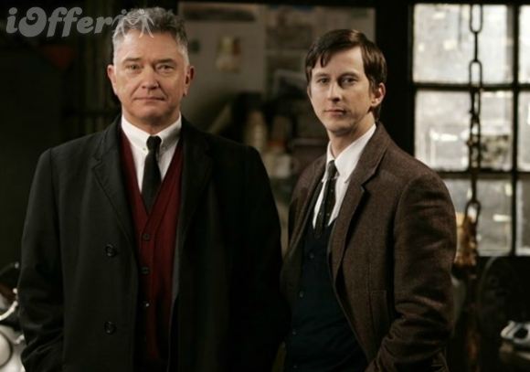 Inspector George Gently Season 7 (2015) All Episodes