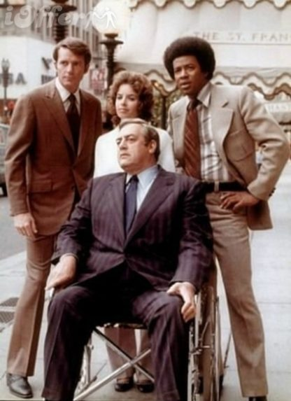 Ironside Season 6 Complete with Raymond Burr 1