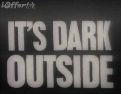 It's Dark Outside 1964 starring William Mervyn 1