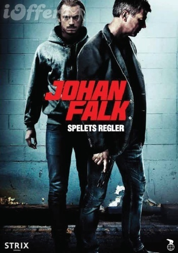 Johan Falk All 3 Seasons with English Subtitles 1