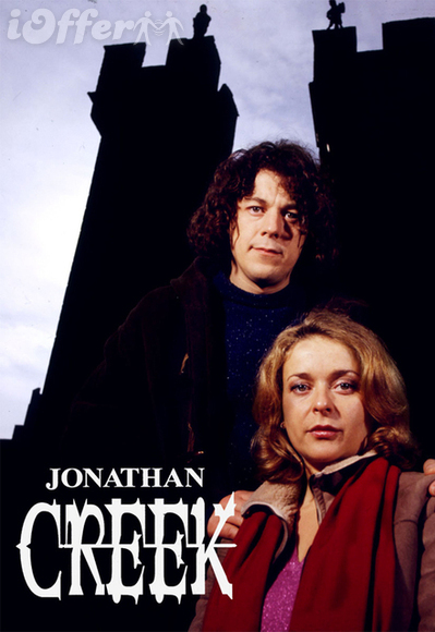 Jonathan Creek Seasons 1, 2, 3, 4 and 5 Complete