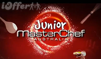 Junior Masterchef Australia Seasons 1 and 2 COMPLETE