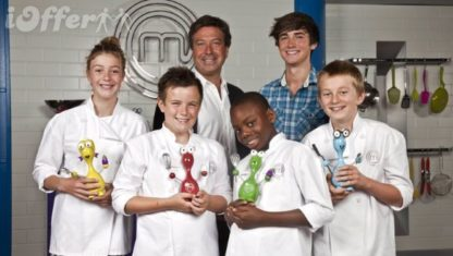 Junior Masterchef UK Season 7 LATEST & Complete 1