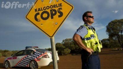 Kalgoorlie Cops COMPLETE Series 1