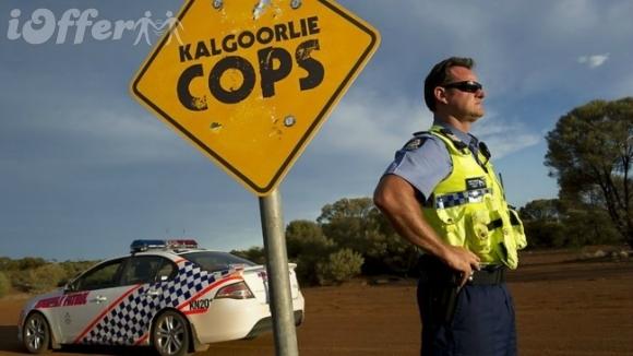 Kalgoorlie Cops COMPLETE Series