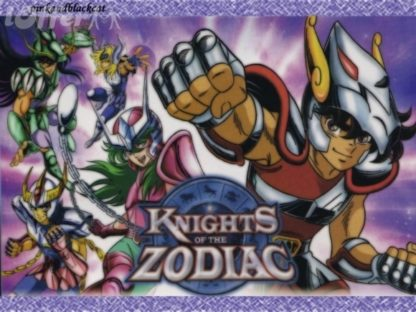 Knights of the Zodiac Saint Seiya With English Subtitle 1