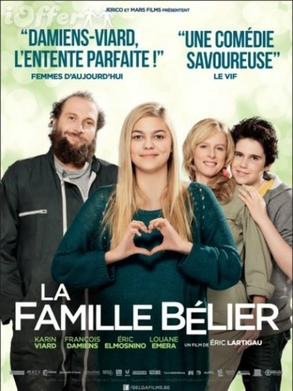 La famille Belier (The Belier Family) with English Subs 1