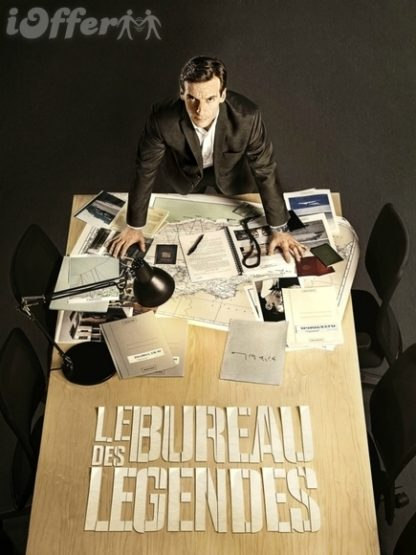 Le Bureau des Legendes Seasons 1, 2 and 3 English Subs 1