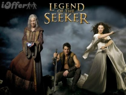 Legend of the Seeker Seasons 1 and 2 1
